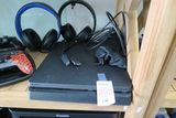 Sony PS4 with 2 Playstation Headphones, 1 Vantage Controller, 2 Wireless Controllers
