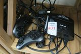 Sega Genesis Classic Console with 2 Controllers
