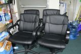 Black Task Chairs
