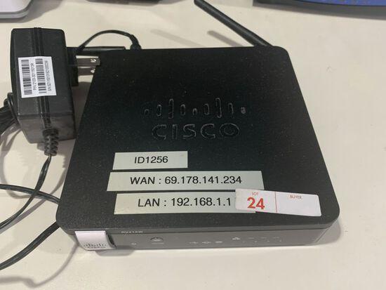 Cisco RV215W Wireless-N VPN Router