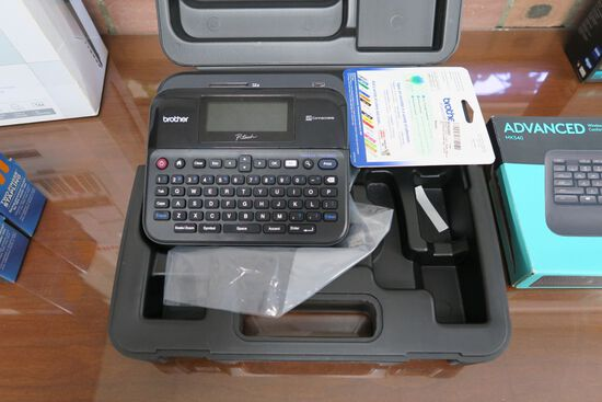 Brother PT-D600 P-Touch Label Maker