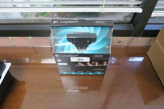 Logitech c920 HDPro Webcam
