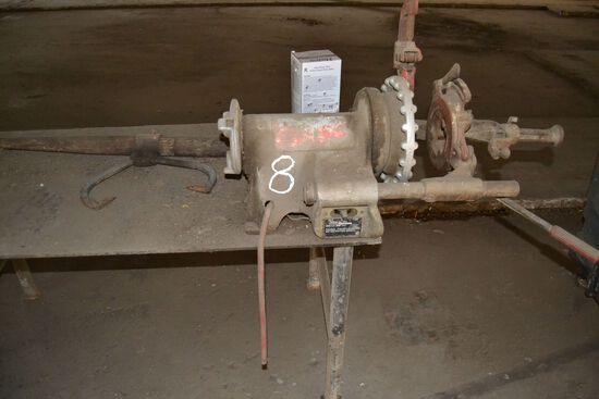 RIGIDE ELECTRIC PIPE THREADER