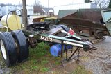 PINTLE HITCH TRAILER DOLLY