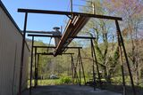 40' SINGLE AUGER TYPE LOADING SYSTEM W/CYCLONE NO DRIVE