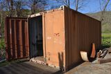 8' X 20' CONTAINER