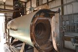 CONTINENTAL 150HP BOILER W/WATER TREATMENT SYSTEM; W/CONIFER GREEN DUST BOILER; W/ELECTRICAL