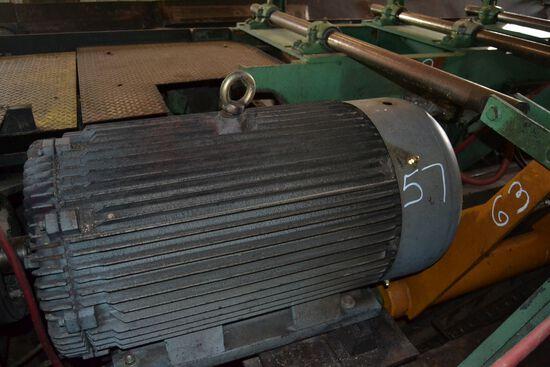 200 HP 460 VOLT 600 RPM HEAD RIG MOTOR