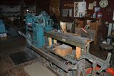ARMSTRONG #4 RIGHT HAND BAND SAW SHARPENER W/ CLAMP & STAND SN#14427