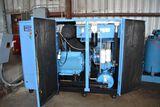 BOGE 1256HP SCREW TYPE AIR COMPRESSOR
