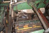 CORLEY BAR TYPE LOG TURNER W/ 40HP HYDRAULIC POWER PACK
