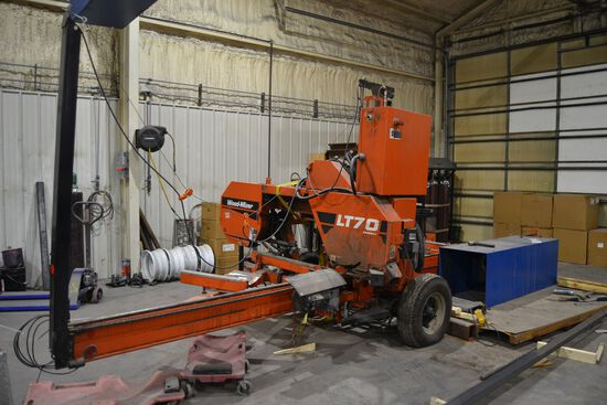 AUCTION SURPLUS EQUIPMENT  EASTERLING WOOD PRODUCT