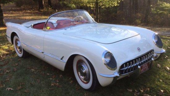 1954 Chevrolet Corvette - Survivor!
