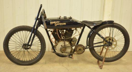 1924 Harley Davidson Model 24J Motorcycle