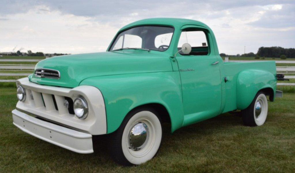 1959 Studebaker Scotsman Pick-up Truck