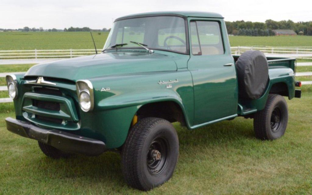 1958 International-Harvester A120 4x4 Truck