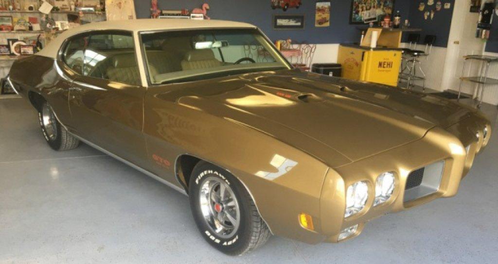 1970 Pontiac GTO - Ram Air