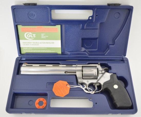 Colt Anaconda .44 Magnum Revolver MIB