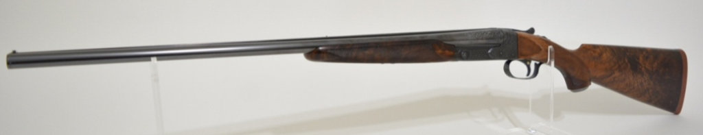 Winchester Model 21 28 Ga. Side-By-Side Shotgun