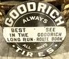 Goodrich Tires SSP Sign