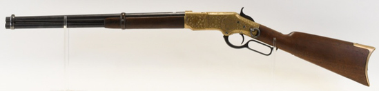 Winchester Model 1866 .44 Cal. Saddle Ring Carbine
