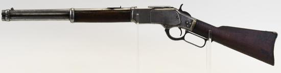 Winchester Model 1873 .38 Cal. Trapper Carbine