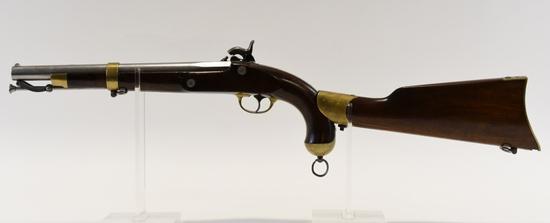 U.S. Springfield Model 1855 Percussion Pistol