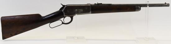Winchester Model 1886 .33 WCF Trapper Carbine