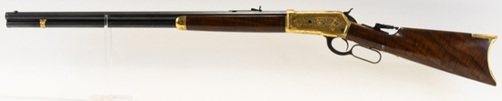 Winchester Model 1886 40-82 Lever Action Rifle