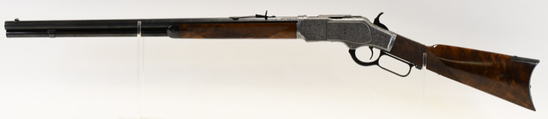 Winchester Model 1873 .38 Cal. Lever Action Rifle