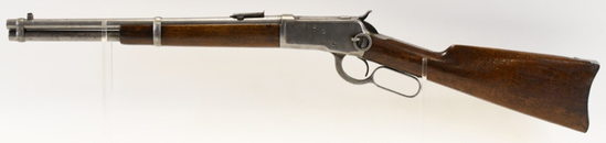 Winchester Model 1892 .44 WCF Saddle Ring Carbine