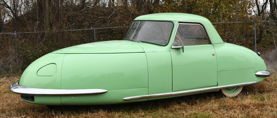 "1948 Davis Divan ""1 of 17 Prototype Ever Made"""