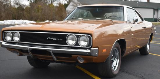 1969 Dodge Charger SE