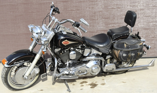 1996 Harley-Davidson Heritage Softail Motorcycle