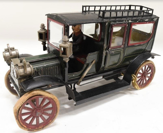 43rd Anniversary Auction- Antique & Vintage Toys
