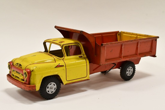 Marx Lumar Dump Truck