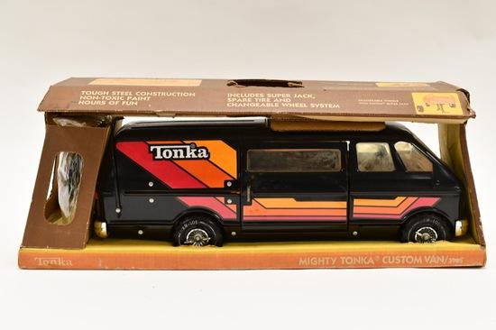 Mighty Tonka Custom Van No. 3985