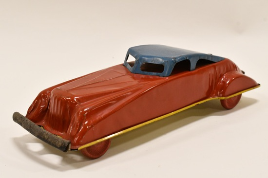 Mechnical General Toy Product 16V Fleetwood Car