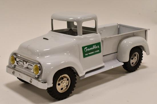 Restored Tonka Private Label Gambles Pick-Up Truck
