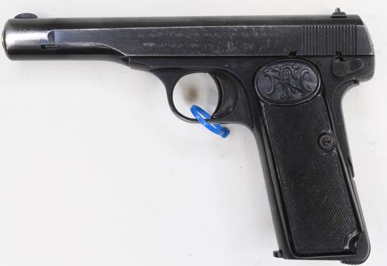 WWII FN Model 1922 .32 Cal. Semi-Auto Pistol