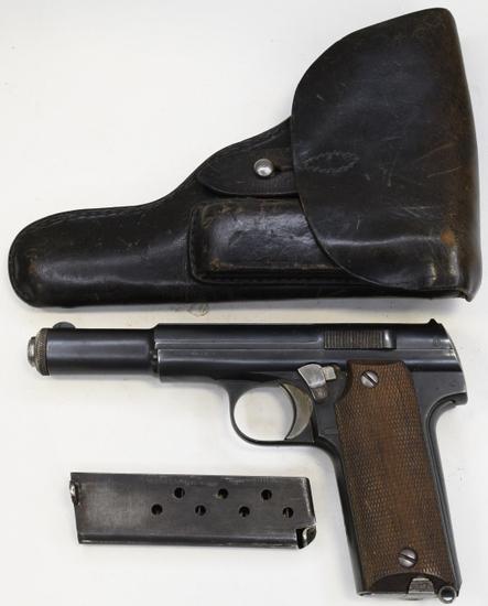 Astra Model 600/43 9mm Semi-Automatic Pistol