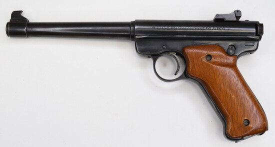 Ruger Mark 1 .22 Long Rifle Semi-Automatic Pistol