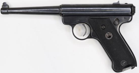 Ruger Standard .22LR Semi-Automatic Pistol
