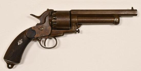 Rare LeMat Paris Civil War Confederate Revolver