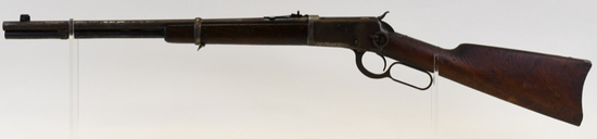 Winchester Model 1892 .30 Cal. Saddle Ring Carbine