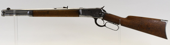 Winchester Model 1892 Trapper Saddle Ring Carbine
