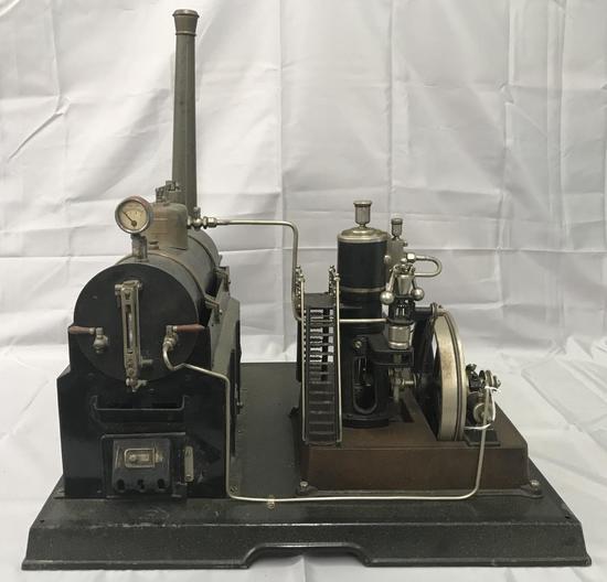 Huge Live Steam Marklin Stationary Engine