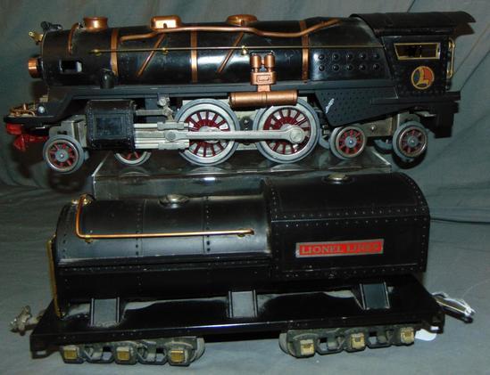 Lionel 400E Steam Locomotive