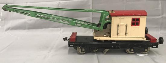 Clean Late Lionel 219 Crane