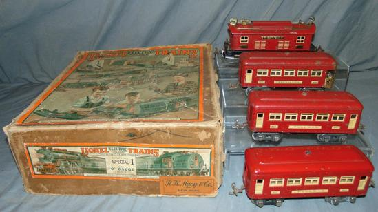 Scarce Lionel Macy Special #1